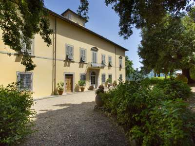 Image 28 | 6 bedroom villa for sale with 14.5 hectares of land, Florence, Chianti 215385
