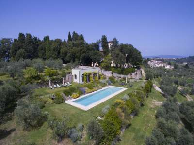 Image 30 | 6 bedroom villa for sale with 14.5 hectares of land, Florence, Chianti 215385