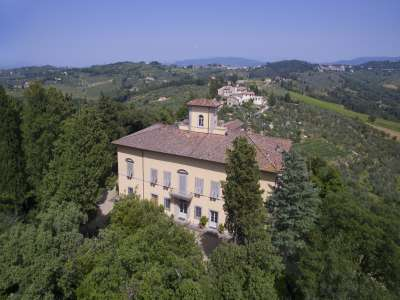 Image 31 | 6 bedroom villa for sale with 14.5 hectares of land, Florence, Chianti 215385
