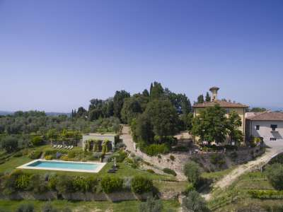 Image 32 | 6 bedroom villa for sale with 14.5 hectares of land, Florence, Chianti 215385