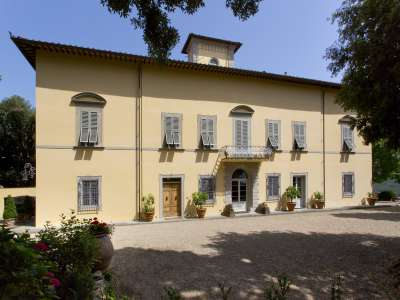Image 4 | 6 bedroom villa for sale with 14.5 hectares of land, Florence, Chianti 215385