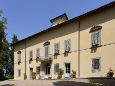 Image 5 | 6 bedroom villa for sale with 14.5 hectares of land, Florence, Chianti 215385