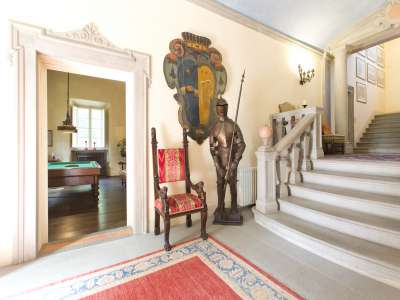 Image 8 | 6 bedroom villa for sale with 14.5 hectares of land, Florence, Chianti 215385