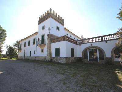 Image 1   12 bedroom villa for sale with 434 hectares of land, Maria de la Salut, Central Mallorca, Mallorca 215393