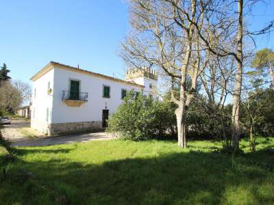 Image 3   12 bedroom villa for sale with 434 hectares of land, Maria de la Salut, Central Mallorca, Mallorca 215393