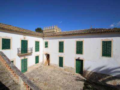 Image 6   12 bedroom villa for sale with 434 hectares of land, Maria de la Salut, Central Mallorca, Mallorca 215393