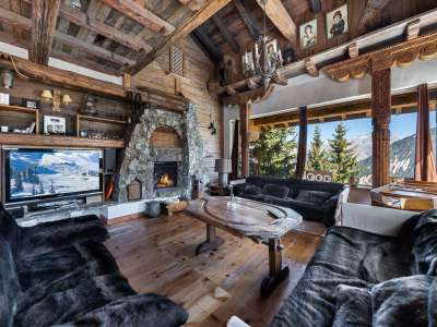 Image 1 | 6 bedroom ski chalet for sale, Courchevel, Savoie , Three Valleys Ski 215506