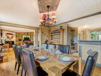 Image 2 | 4 bedroom ski chalet for sale, Cospillot, Courchevel, Savoie , Three Valleys Ski 215513