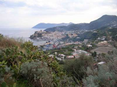 Image 2 | Farmhouse for sale with 2.32 hectares of land, Lipari, Messina, Sicily 215539