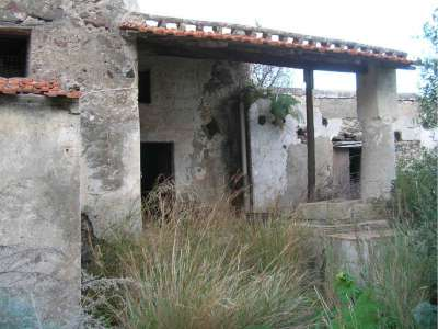 Image 4 | Farmhouse for sale with 2.32 hectares of land, Lipari, Messina, Sicily 215539