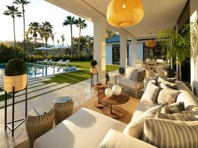 Image 3 | 6 bedroom villa for sale with 0.21 hectares of land, Las Brisas Golf, Nueva Andalucia, Malaga Costa del Sol, Andalucia 215594