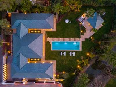 Image 30 | 6 bedroom villa for sale with 0.21 hectares of land, Las Brisas Golf, Nueva Andalucia, Malaga Costa del Sol, Andalucia 215594