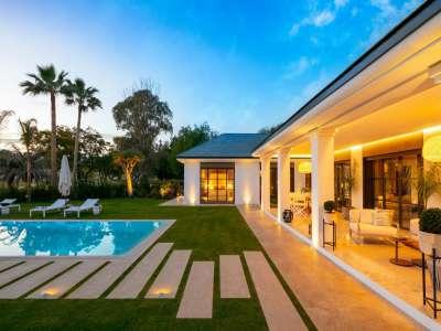 Image 31 | 6 bedroom villa for sale with 0.21 hectares of land, Las Brisas Golf, Nueva Andalucia, Malaga Costa del Sol, Andalucia 215594