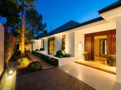Image 32 | 6 bedroom villa for sale with 0.21 hectares of land, Las Brisas Golf, Nueva Andalucia, Malaga Costa del Sol, Andalucia 215594