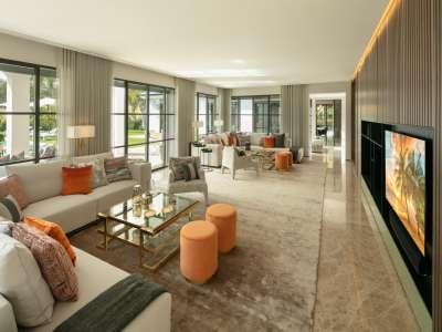 Image 5 | 6 bedroom villa for sale with 0.21 hectares of land, Las Brisas Golf, Nueva Andalucia, Malaga Costa del Sol, Andalucia 215594