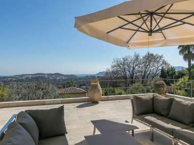 Image 4 | 4 bedroom villa for sale with 0.4 hectares of land, Mougins, French Riviera 215689