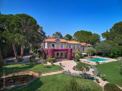 Image 1 | 8 bedroom villa for sale with 1.6 hectares of land, Antibes, Antibes Juan les Pins, French Riviera 215693