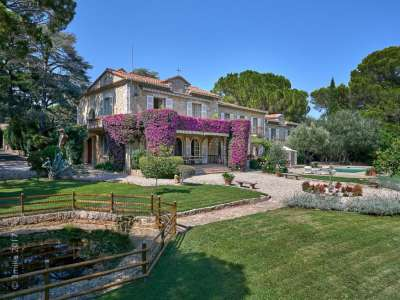 Image 3 | 8 bedroom villa for sale with 1.6 hectares of land, Antibes, Antibes Juan les Pins, French Riviera 215693