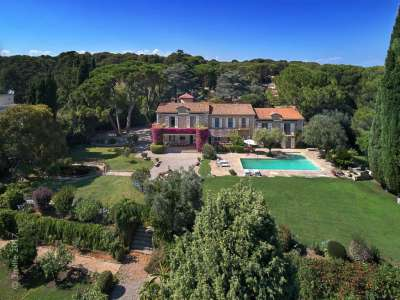 Image 35 | 8 bedroom villa for sale with 1.6 hectares of land, Antibes, Antibes Juan les Pins, French Riviera 215693