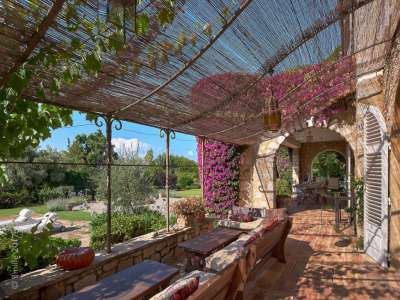 Image 6 | 8 bedroom villa for sale with 1.6 hectares of land, Antibes, Antibes Juan les Pins, French Riviera 215693