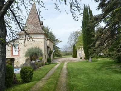 Image 10 | 6 bedroom manor house for sale with 1.26 hectares of land, Tarn, Tarn , Midi-Pyrenees 215830
