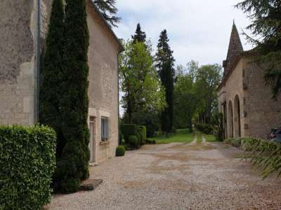 Image 2 | 6 bedroom manor house for sale with 1.26 hectares of land, Tarn, Tarn , Midi-Pyrenees 215830