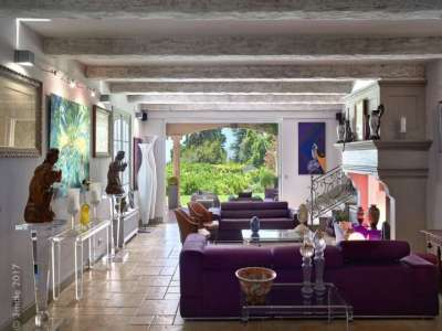 Image 8 | 6 bedroom villa for sale, Cannes, French Riviera 215865