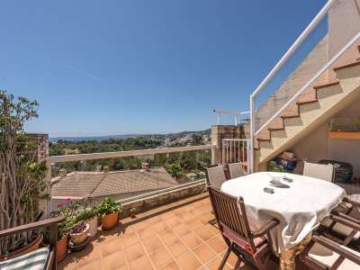 Image 11 | 3 bedroom penthouse for sale, Bonanova, Palma Area, Mallorca 216064