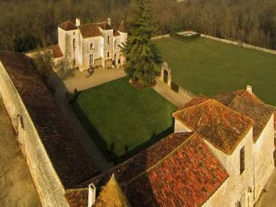 Image 2 | 6 bedroom French chateau for sale with 6.33 hectares of land, Angouleme, Charente , Poitou-Charentes 216161