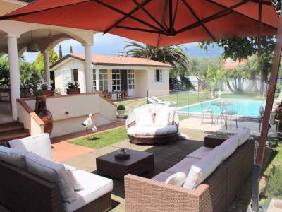 Image 3   5 bedroom villa for sale with 700m2 of land, Camaiore, Lucca, Tuscany 216253