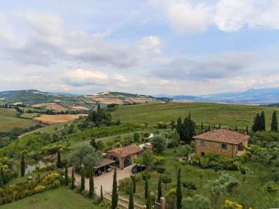 Image 15 | 4 bedroom farmhouse for sale with 3 hectares of land, Pienza, Siena, Chianti 216542