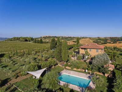 Image 16 | 4 bedroom farmhouse for sale with 3 hectares of land, Pienza, Siena, Chianti 216542