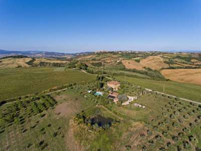 Image 17 | 4 bedroom farmhouse for sale with 3 hectares of land, Pienza, Siena, Chianti 216542
