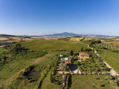 Image 18 | 4 bedroom farmhouse for sale with 3 hectares of land, Pienza, Siena, Chianti 216542