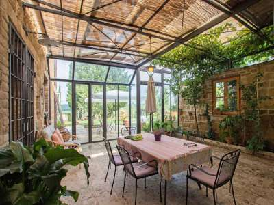 Image 19 | 4 bedroom farmhouse for sale with 3 hectares of land, Pienza, Siena, Chianti 216542