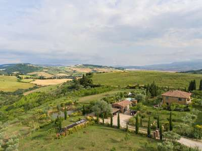 Image 2 | 4 bedroom farmhouse for sale with 3 hectares of land, Pienza, Siena, Chianti 216542
