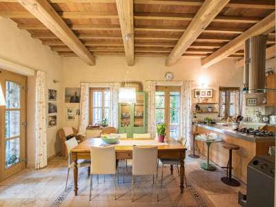 Image 6 | 4 bedroom farmhouse for sale with 3 hectares of land, Pienza, Siena, Chianti 216542