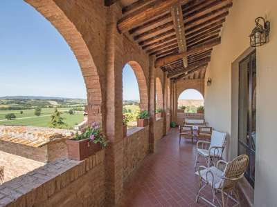 Image 19 | 12 bedroom farmhouse for sale with 13 hectares of land, Siena, Chianti 216618