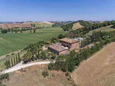 Image 27 | 12 bedroom farmhouse for sale with 13 hectares of land, Siena, Chianti 216618