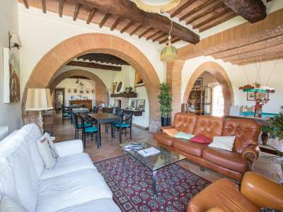 Image 5 | 12 bedroom farmhouse for sale with 13 hectares of land, Siena, Chianti 216618