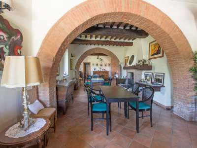 Image 6 | 12 bedroom farmhouse for sale with 13 hectares of land, Siena, Chianti 216618