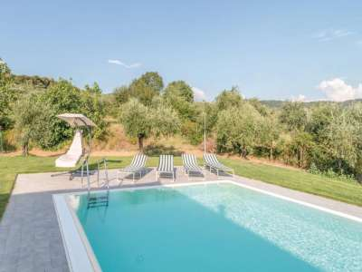 Image 17 | 3 bedroom villa for sale with 0.4 hectares of land, Cortona, Siena, Chianti 216713