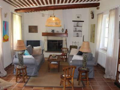 Image 4 | 4 bedroom house for sale, Saint Saturnin les Apt, Vaucluse , Luberon 216846