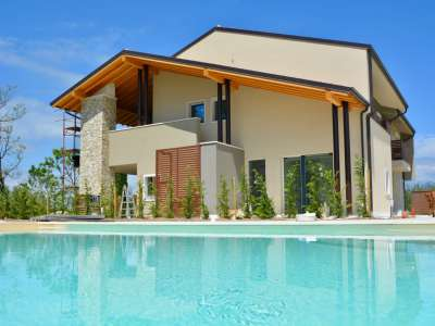 Image 1 | 3 bedroom apartment for sale with 87m2 of land, Bardolino, Verona, Lake Garda 216872