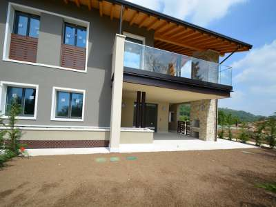 Image 11 | 3 bedroom apartment for sale with 87m2 of land, Bardolino, Verona, Lake Garda 216872