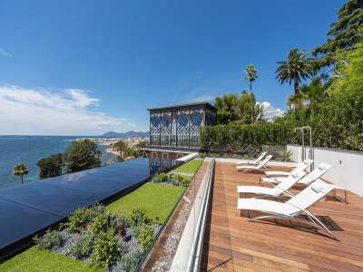 Image 15   3 bedroom apartment for sale with 296m2 of land, Cannes, French Riviera 216920