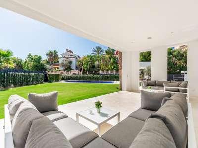 Image 33 | 5 bedroom villa for sale with 1.19 hectares of land, Puente Romano, Marbella, Malaga Costa del Sol, Marbella Golden Mile 216941