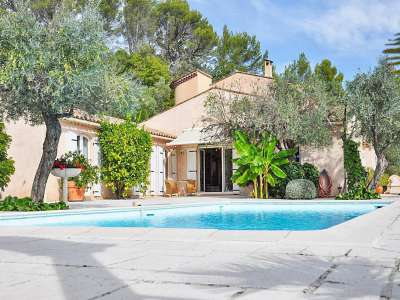 Image 1 | 3 bedroom villa for sale with 0.37 hectares of land, Fayence, Var , Cote d'Azur French Riviera 216966