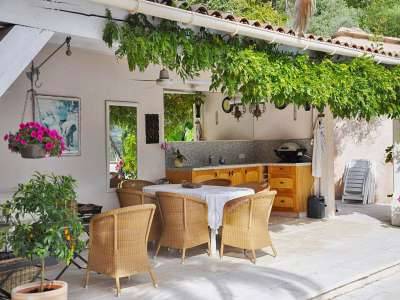 Image 2 | 3 bedroom villa for sale with 0.37 hectares of land, Fayence, Var , Cote d'Azur French Riviera 216966