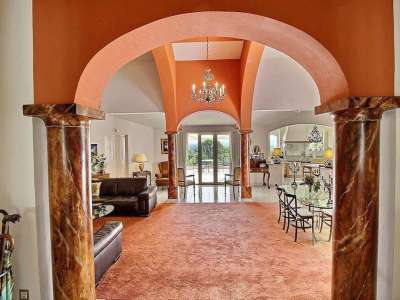 Image 7 | 3 bedroom villa for sale with 0.37 hectares of land, Fayence, Var , Cote d'Azur French Riviera 216966